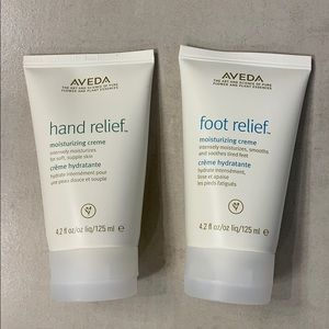 *NEW* AVEDA Hand & Foot Relief Moisturizing Creme